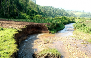 SHER conducts erosion and dynamic sediments Studies upstream of  Jiji and Mulembwe hydropower schemes  in Burundi